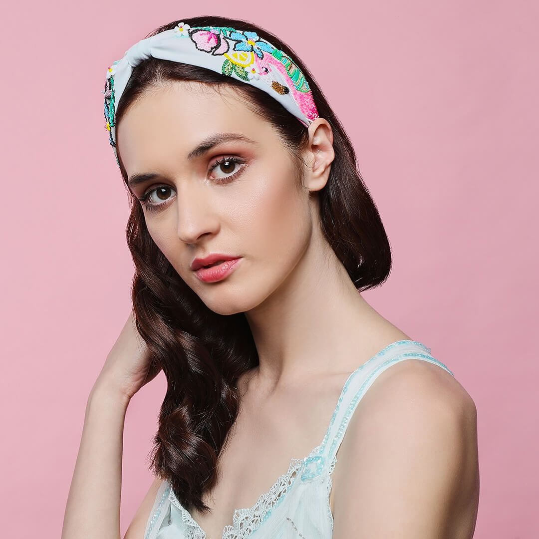 Coco Flamingo Headband