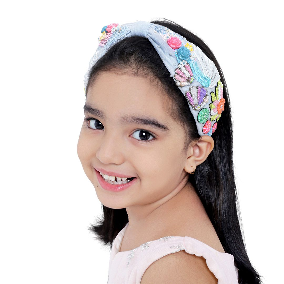 ARIEL HEADBAND on kids